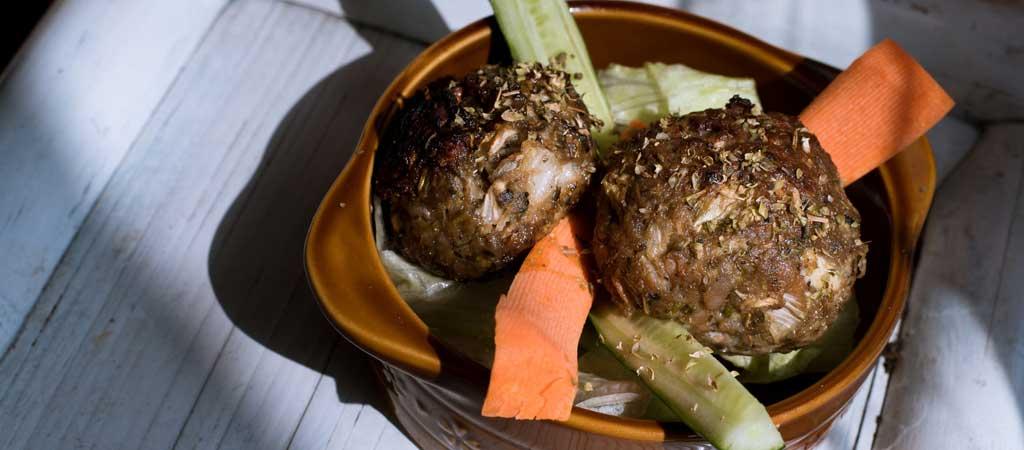 josephdesign-Boulettes de veau aux citrons confits