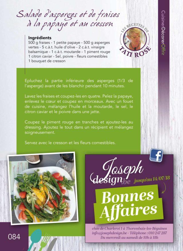 salade asperges-tati rose-josephdesign-thorembais